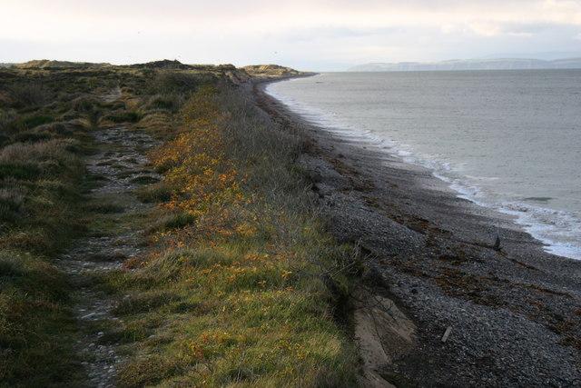 Burghead Bay near Findhorn