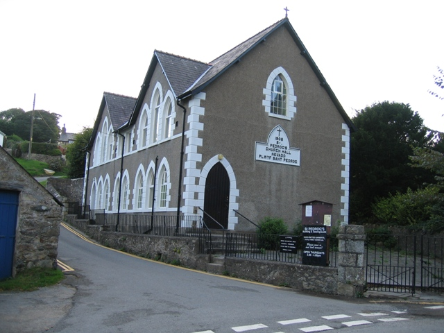 St Pedrog's Church Hall