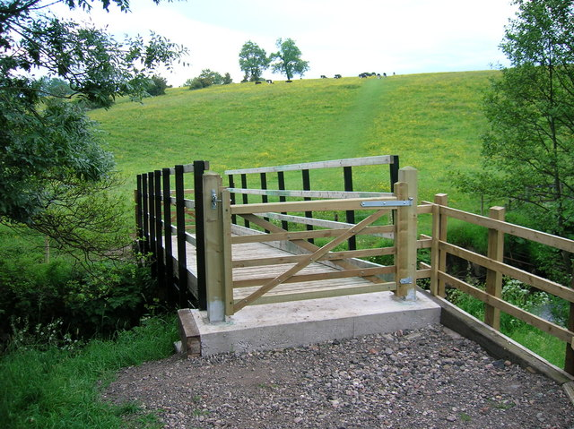 Replacement 'Beggars Bridge'