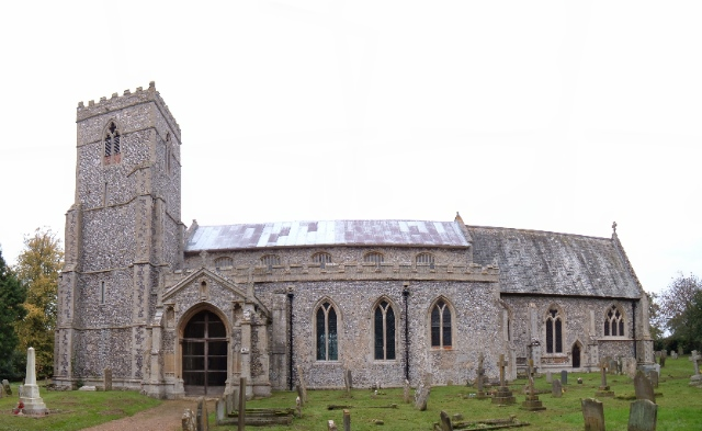 Church of St Lawrence at Harpley