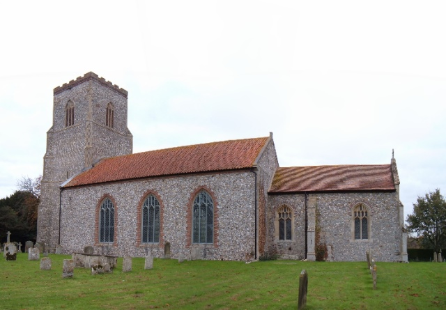 Church of St Mary at Hillington