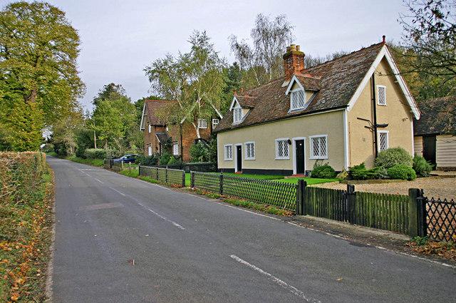 Old Warden Village