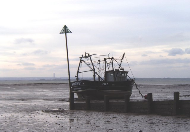 Foreshore at Clifftown, Southend-on-Sea