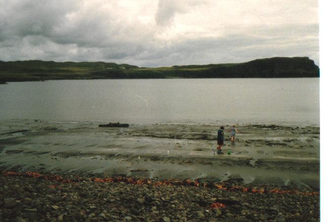 Loch Bharcasaig