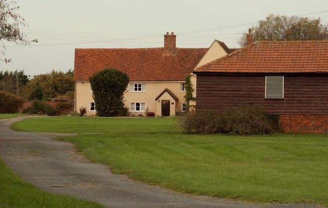 Raydon Hall Farm