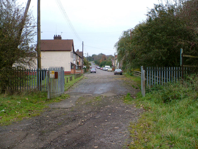 Dragonby High Street