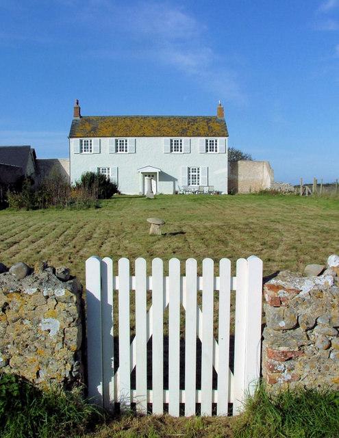 Manor Farm, Steart