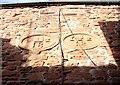 NY6624 : Datestones on Methodist Chapel, Long Marton by Humphrey Bolton