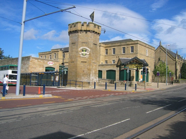 Hillsborough Barracks