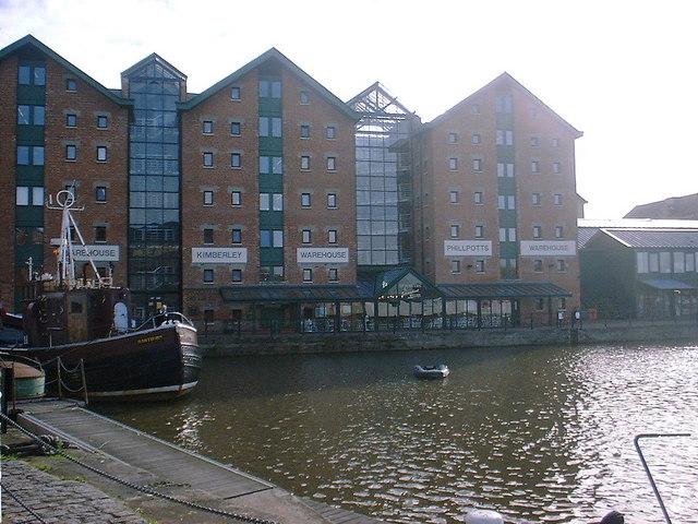 Gloucester Docks Warehouses