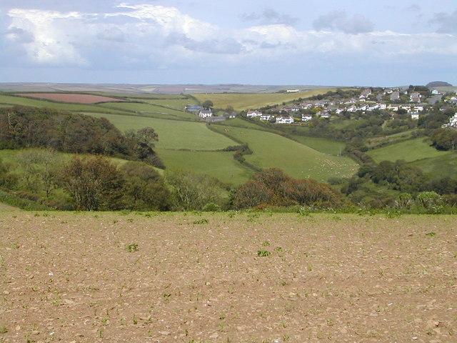 Salcombe countryside