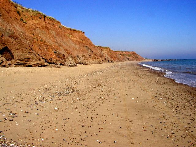 Mappleton Beach (south)