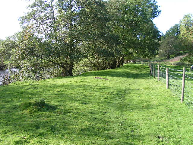 Swaleside footpath
