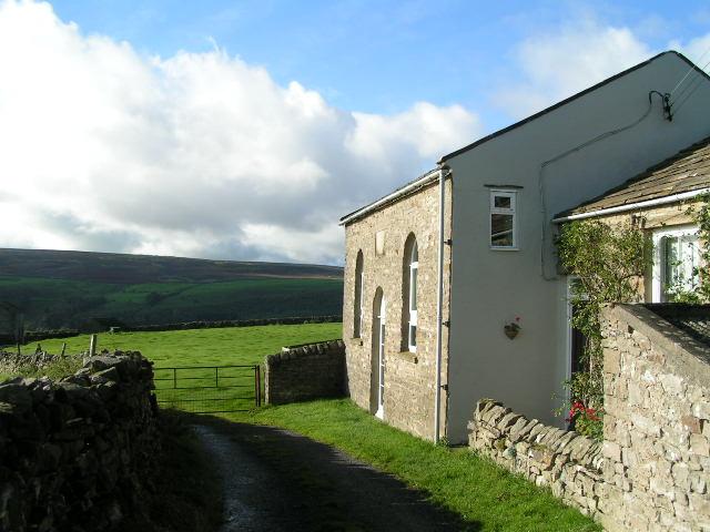 Former chapel, Marrick