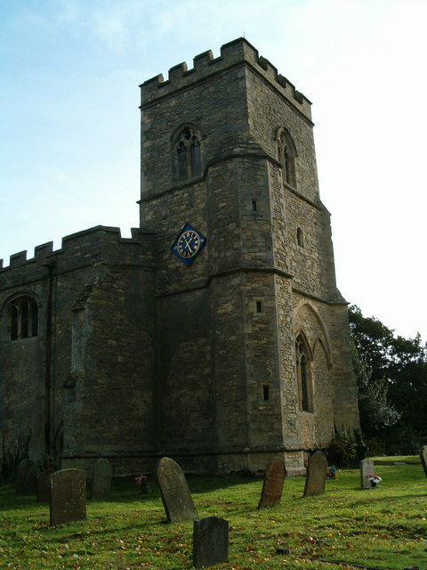 Astwood Church