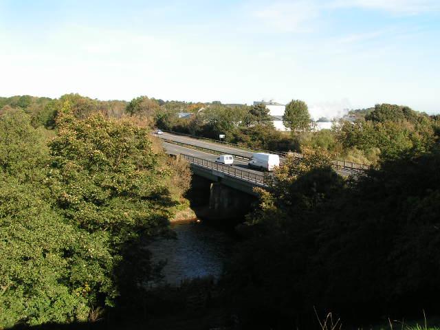 Agricola Bridge, Catterick