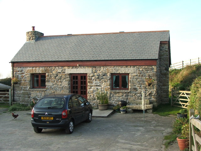 Higher Gready Farm Cottage