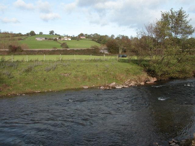 The River Monnow