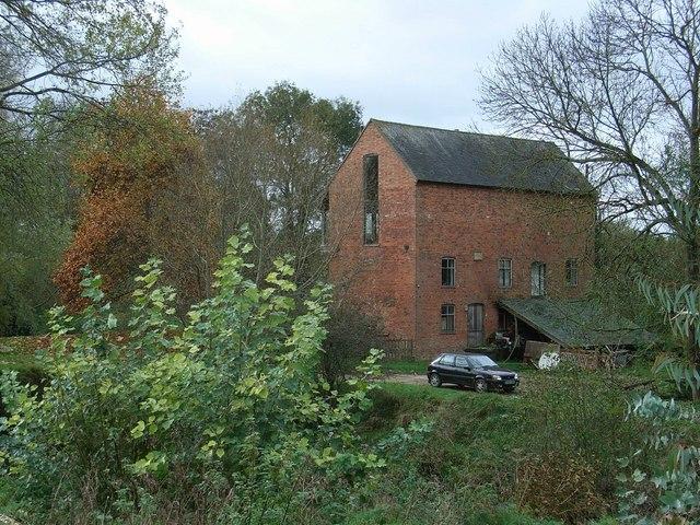 Hampton Mill