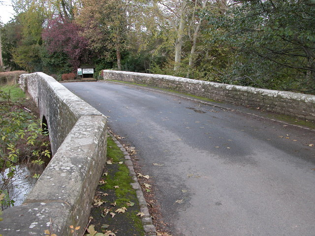Bridge at Alltyrynys