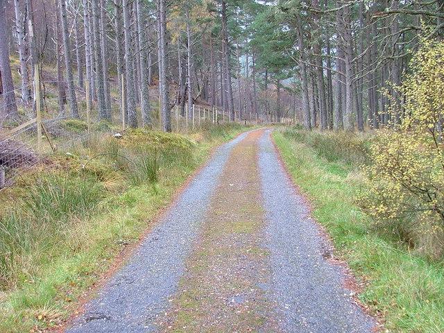 Road to Inverwick