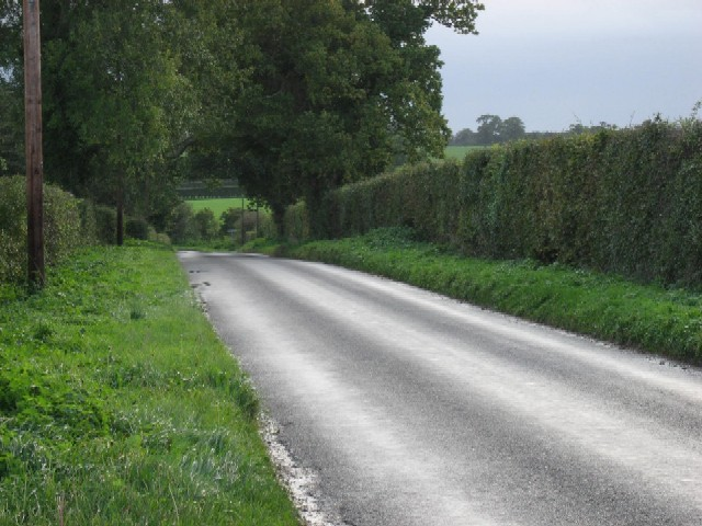 The Road To The B1108