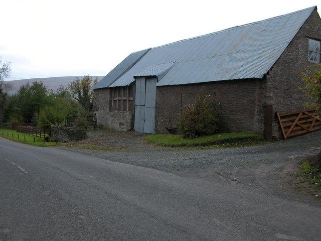 Barn at Old Bryn near Longtown