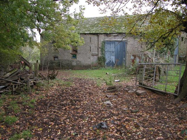 Barn at New Bilbo