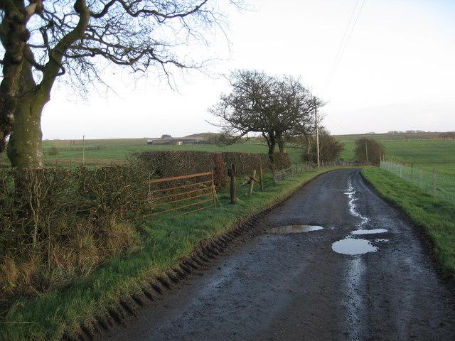Greensland Farm Road