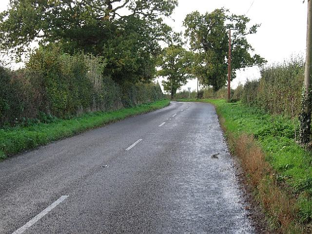 The Road To Danemoor Green