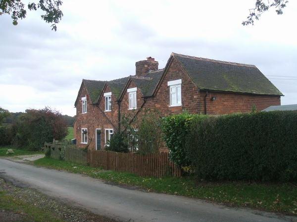 Farmworkers' cottages