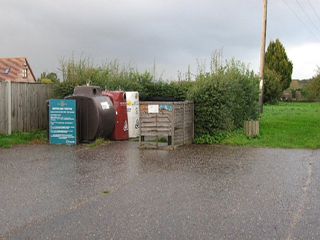 A Small Recycling Centre