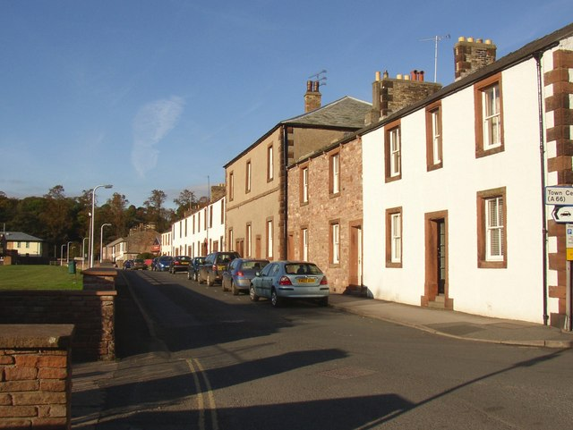 Chapel Street (north), Appleby