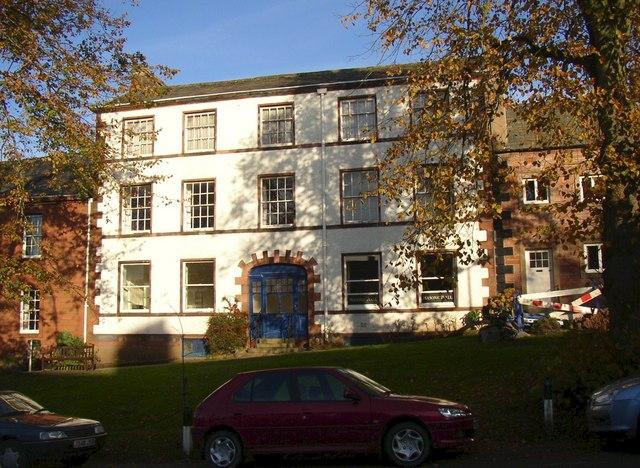 Masonic Hall, Boroughgate, Appleby