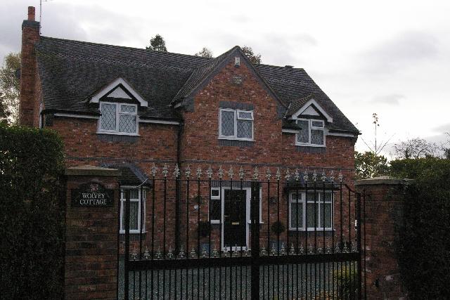 Wolvey Cottage, Worleston