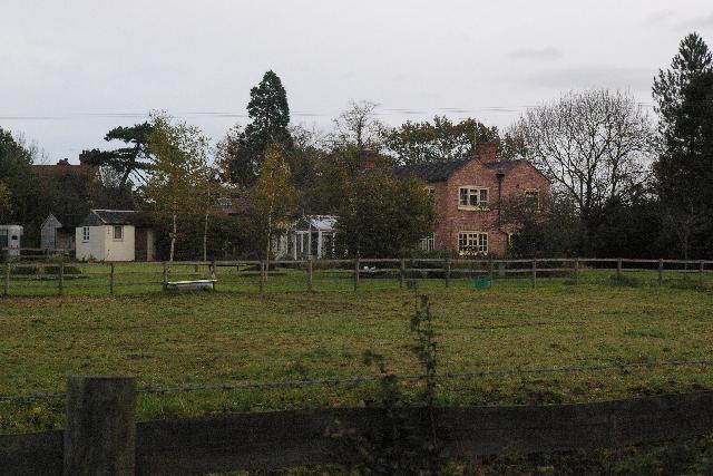 Church Cottage, Worleston