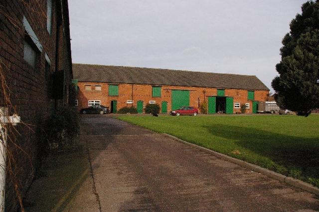 Aston Lower Hall Barn