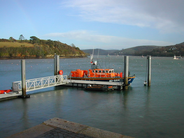 Salcombe lifeboat