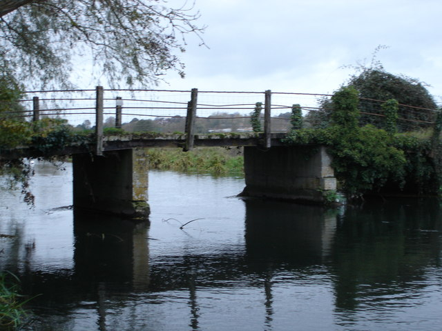 Bridge on the River Avon, Salisbury