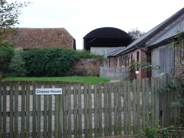 Cheese House converted stable block