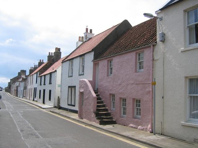 Earlsferry High Street