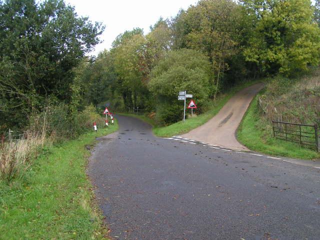 Steep hills near Littlebeck