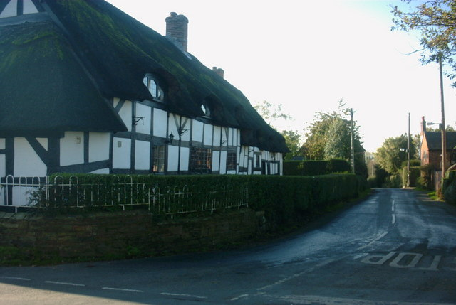 Ye Olde Thatched House