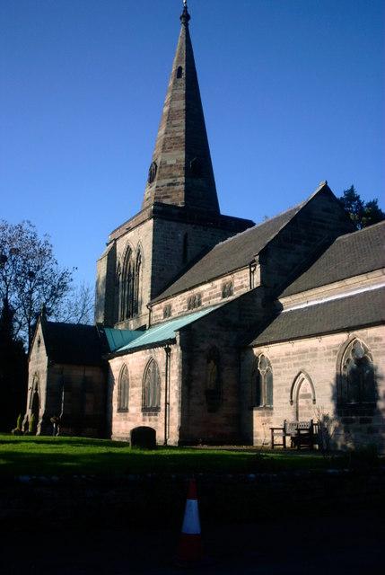 St Andrews Church, Weston