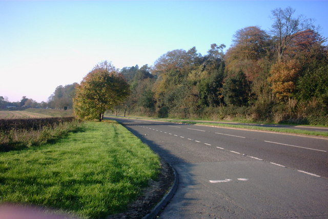 The London Road to Stone