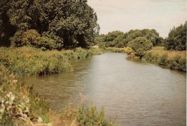 River Thames nr Buckland