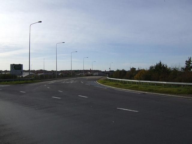 Stukeley Roundabout