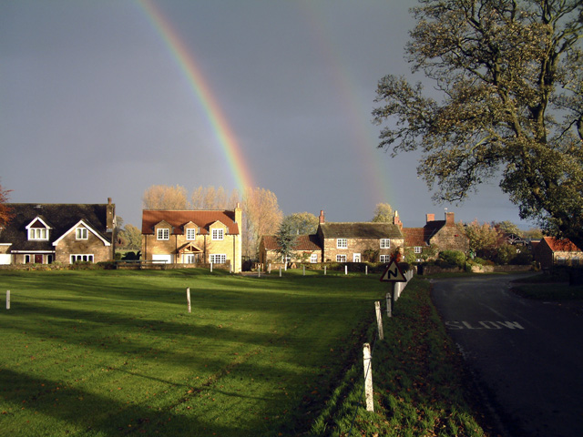 Thornton Watlass village green