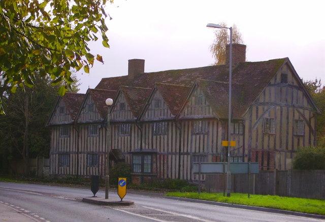Tudor House Long Itchington
