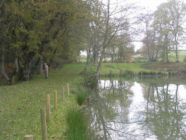 Fishing pool, Silligrove